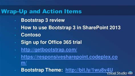 bootstrap themes office 365 how to improve the sharepoint ui using bootstrap 3
