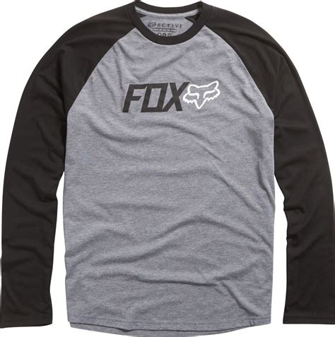 T Shirt Fox Racing 39 50 fox racing mens warmup sleeve tech t shirt 222393