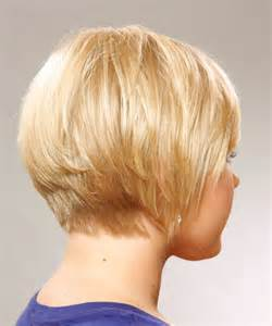 hairstylescuts for hair with back and front view short straight casual hairstyle honey thehairstyler com