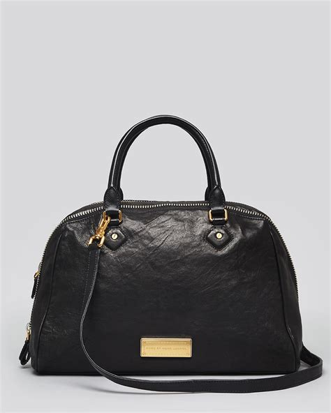 Marc By Marc Washed Utility Satchel by Marc By Marc Satchel Washed Up