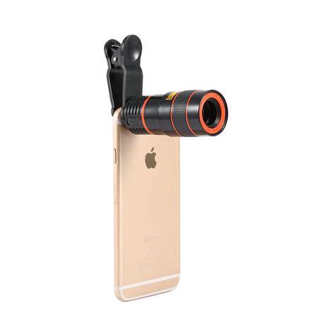 aliexpress buy universal 8x zoom optical phone telescope portable phone telephoto