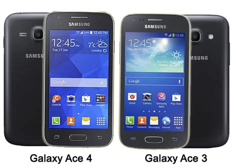 Samsung Galaxy Ace 3 Vs Ace 4 Keddr