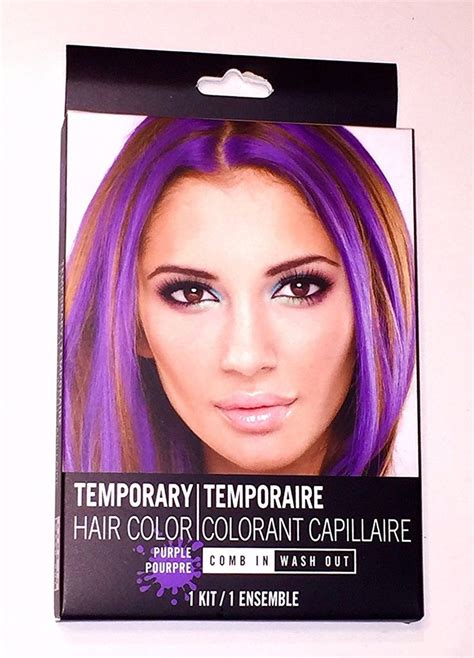 purple temporary hair color 17 best ideas about temporary hair color on