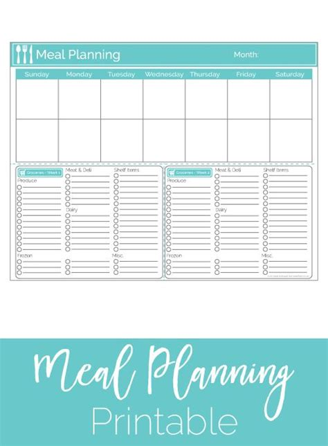 two week meal plan template 17 best ideas about meal planning templates on