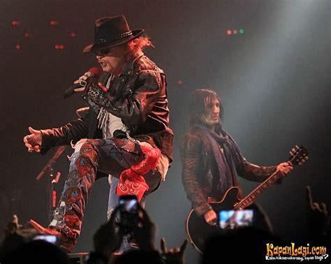 download video konser guns n roses mp3 kembaran slash muncul di konser guns n roses kapanlagi com