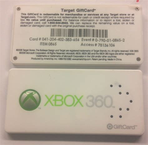 Xbox 360 Gift Card Template by Xbox Gift Card 100 Laptop Xbox Live Code Generator