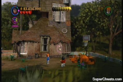 Hoop Garden by Floo Powder 2 1 Lego Harry Potter Years 1 4
