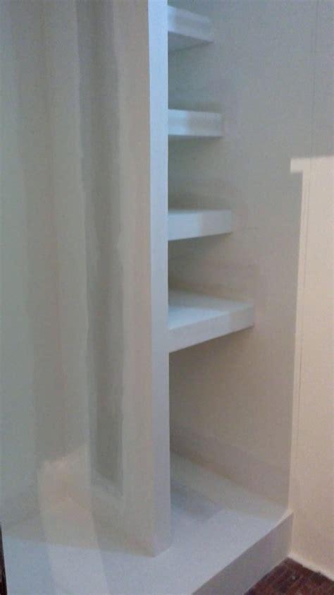 estantes de pladur foto estante em pladur de constru 231 227 o civil 5785