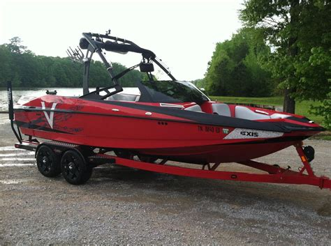 2012 axis boat 2012 axis a22 vandal for sale in atoka tennessee