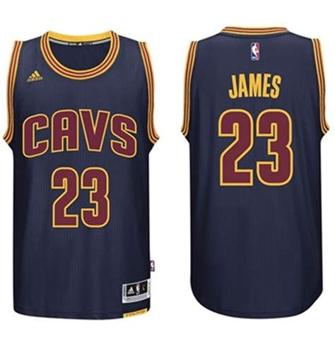 jersey design basketball 2015 cavs mens cleveland cavaliers lebron james adidas navy blue new