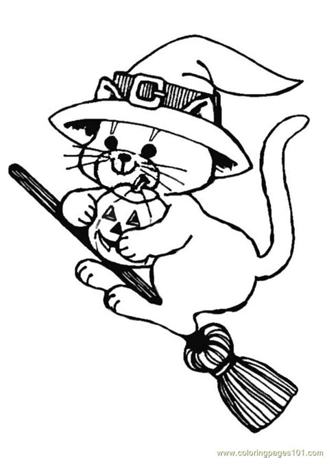 flying cats coloring pages coloring pages o halloween flying cat dl8628 mammals