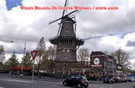 Pajangan Kincir Angin Dari Negara Belanda Untuk Oleh Oleh 1 destinasi wisata menarik negara belanda paling ramai dikunjungi joglopark