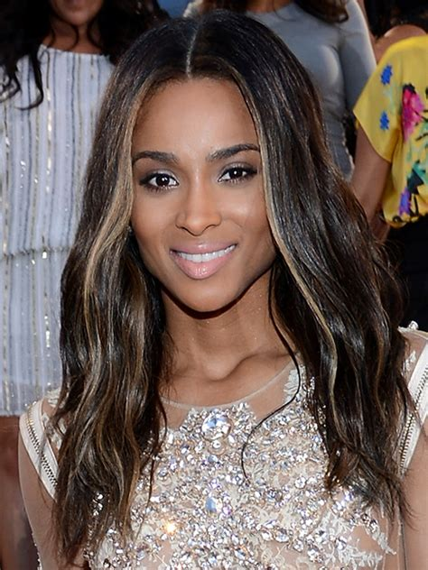 The Highlights Your Best Assets by Ciara Black Hair With Highlights Www Pixshark