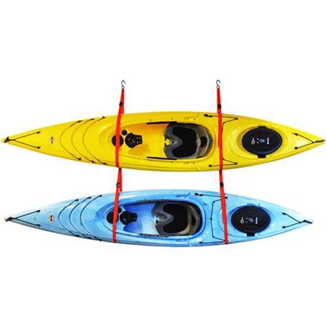 Kayak Rack Systems by Academy Malone Auto Racks Slingtwo Kayak Storage System