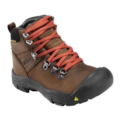 youth hiking boots keen youth pyrenees wp hiking boots