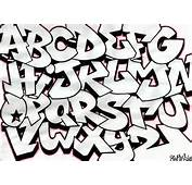 Draw Graffiti Letters Alphabet