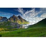 Nordic Landscapes  Puzzle Games