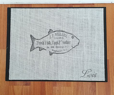 Personalized Food Mats by Cats Archives