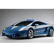 Lamborghini Italian Police Car Wallpaper HD Wallpapers