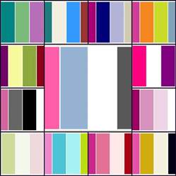 colour combinations www weddingcandynow wedding color combinations