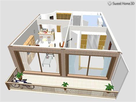 membuat rumah 3d online sweet home 3d download software gratis desain rumah 3d