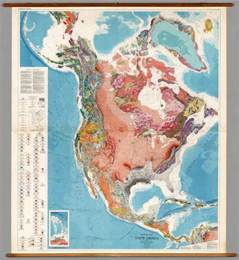 tectonic map of america states of america map