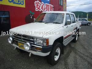 1988 used japanese cars toyota hilux pick up diesel rhd buy used