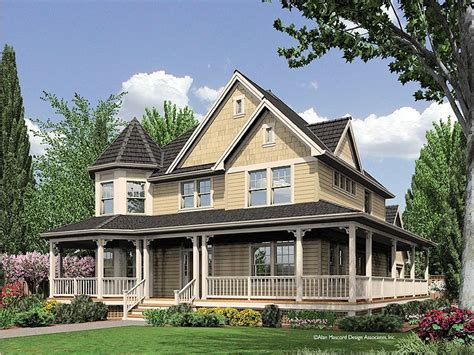 big porch house plans house shots on pinterest farmhouse victorian farmhouse
