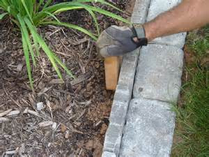 Outstanding Edging Flower Beds with Pavers 700 x 525 · 115 kB · jpeg