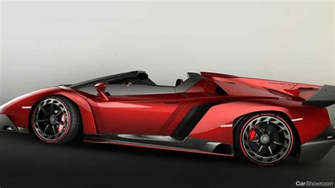 Lamborghini 9 Made news lamborghini veneno roadster only 9 will be made