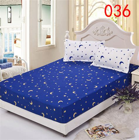double bed sheets sun star polyester fitted sheet single double bed sheets