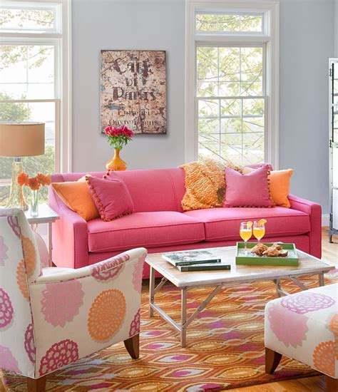 pink living rooms pink living room ideas modern house