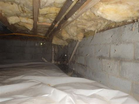 complete home solutions photo album new crawl space