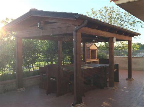 gazebi in legno roma gazebo in legno lamellare roma ciino castelli romani