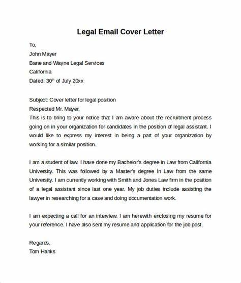 email cover letter 7 free samples examples formats - Email Cover Letter For Administrative Assistant