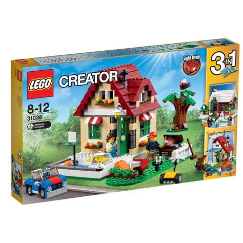 Lego 31038 Creator By Joobricks lego creator changing seasons 31038 163 40 00 hamleys for
