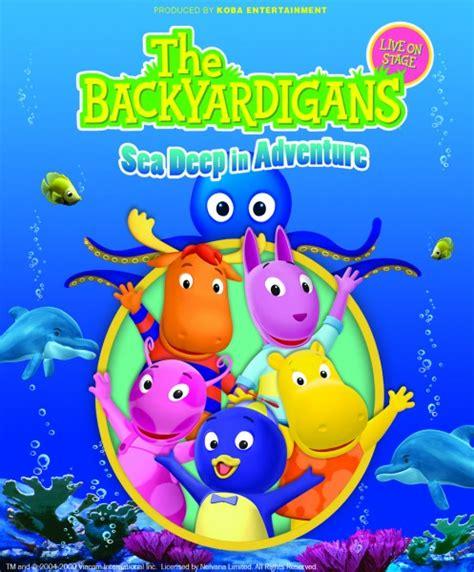 Backyardigans Dinosaur Win Tickets To The Backyardigans Sea In Adventure Show