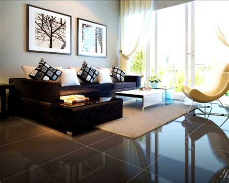 living room design with black leather sofa best 25 black grey brown green decor reigns in this next spacebedroom