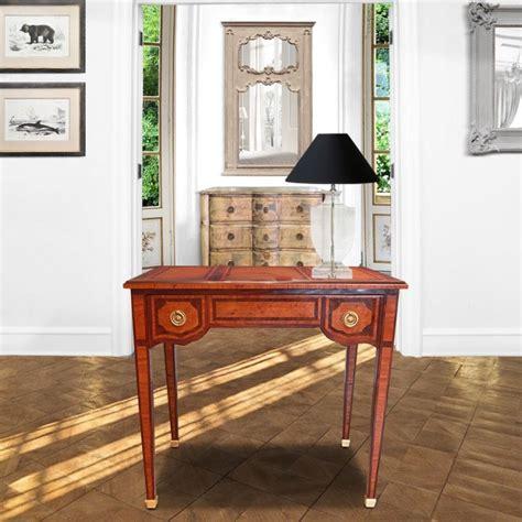 bureau style louis xvi bureau de style louis xvi avec marqueterie