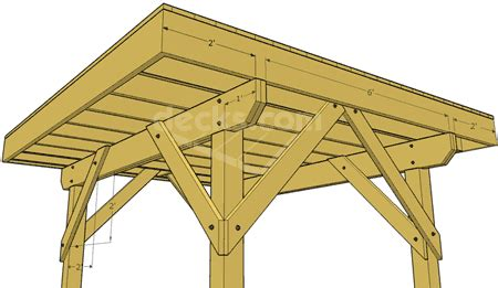 Firewood Shed Plans And Material Lists For Decks Details