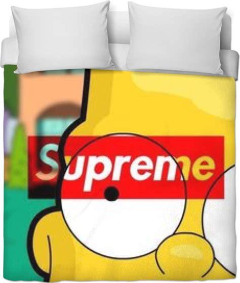 Bart Simpsons X Supreme supreme x bart