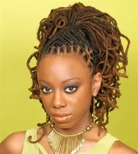 Loc Hairstyles by Best 25 Loc Hairstyles Ideas On Locs Styles