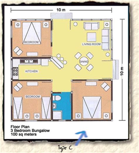 floor plan 3 bedroom bungalow house 3 bedroom bungalow floor plans 3 bedroom house plans 3