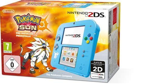 Nintendo Sun bol nintendo 2ds sun console blauw