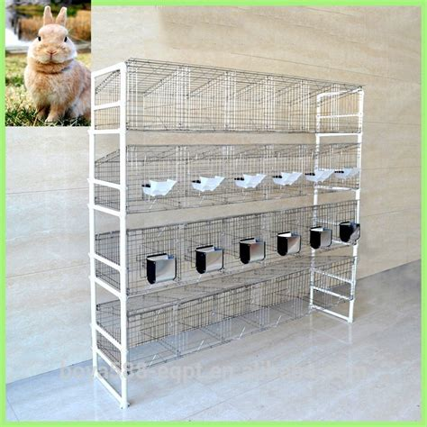 Cages For Rabbits Meat Rabbit Cages Folding Cages Meat Rabbits Buy Meat