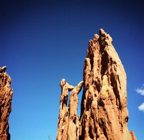 Garden Of The Gods Easy Hikes Wandering Garden Of The Gods In Colorado Usa Easy Hiking