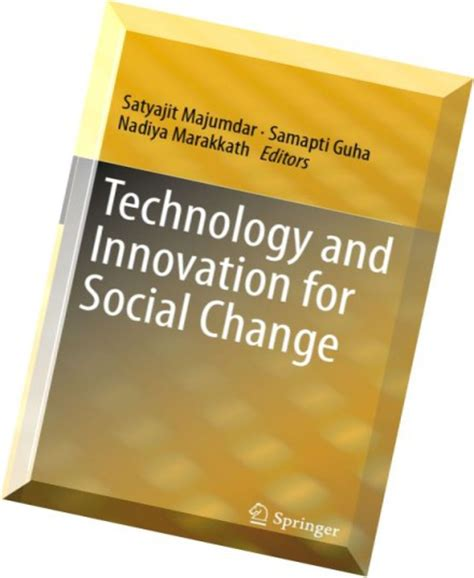 in security changing the of technology and innovation in engineering and science books technology and innovation for social change pdf