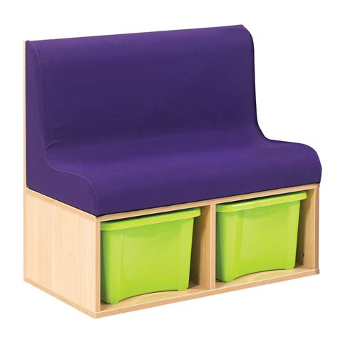 High Backed Chair Storage Seat Library Seating Amp Tables