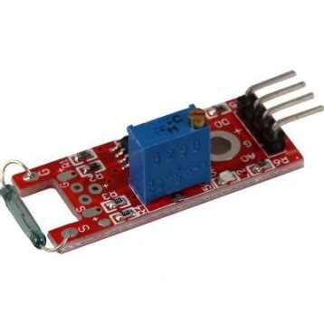 Ky 025 Reed Switch Magnetic Sensor Module For Arduino Avr Pic Baru ky 025 reed module sensorkit x40 wiki