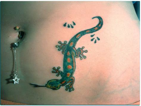 gecko tattoo designs real common sense reviews book lizard tattoos new
